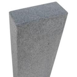 Granit Kies Tiago Gelb Rundkorn Größe 100 - 200 mm