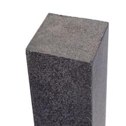 Sitz Blöcke Granit Tiago Gelb sandgestrahlt 45 x 45 x 90 cm